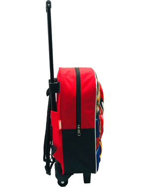 3D Спайдърмен Trolley Backpack