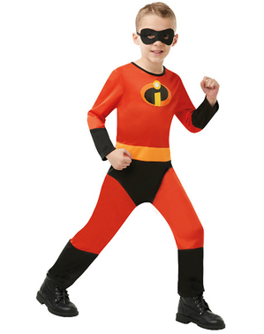 The Incredibles 2 kids costume