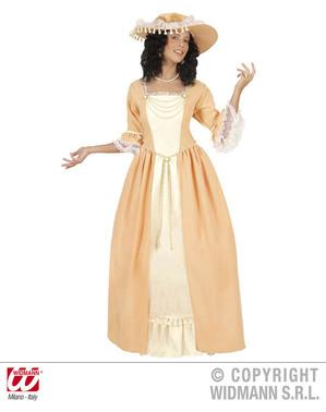 Costume da aristocratica del sud da donna