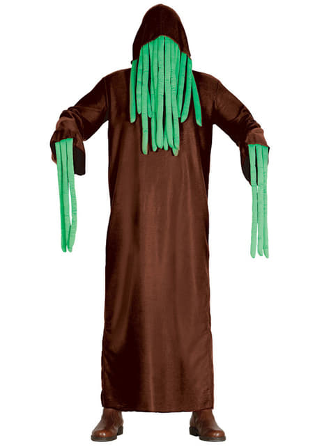 Adult's Tentacles Monster Costume