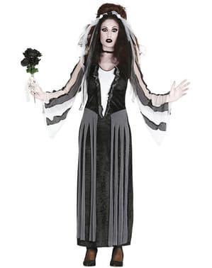 Dame der Finsternis Kostüm für Damen