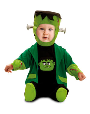 Бебешки костюм на чудовището на Франкенщайн