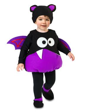 Rolig fladdermus maskeraddräkt för barn