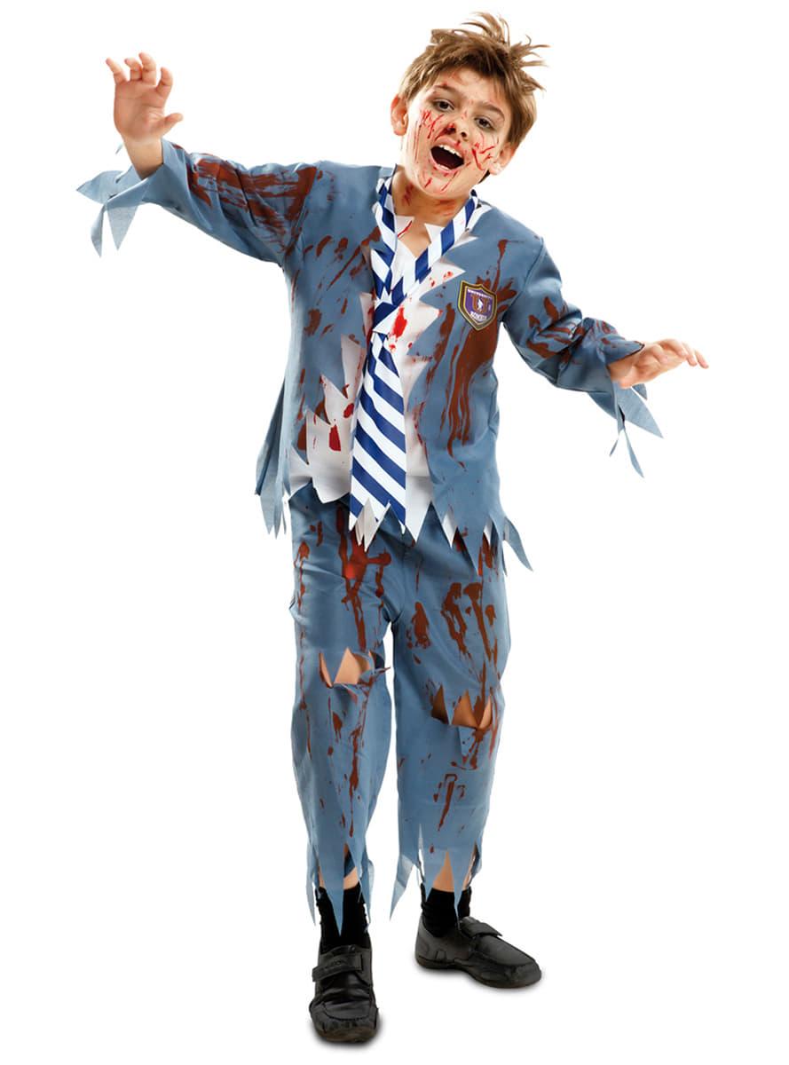 Costumi da zombie per bambino e bambina » Consegna 24h  2d3a6a1df42