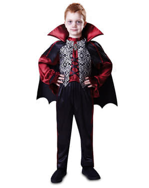 Boy's Vampire Count Costume