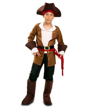 Disfraz de pirata aventurero para niño