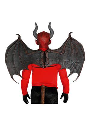 Adult's Devil Wings