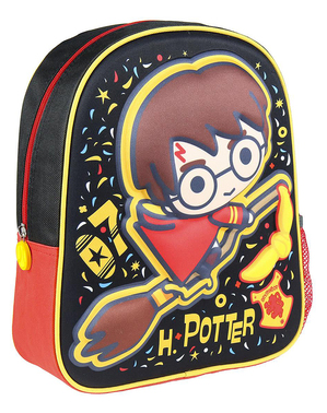 Mochila infantil 3D Harry Potter Quidditch
