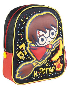 Mochila infantil 3D Harry Potter Quidditch