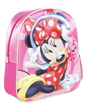 Minnie Mouse 3D-rugzak voor kinderen - Disney