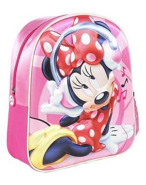 Mochila infantil 3D Minnie Mouse - Disney