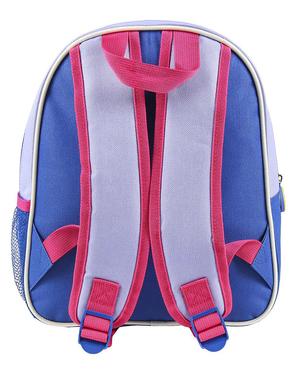 Niebieski plecak 3D Świnka Peppa dla dzieci