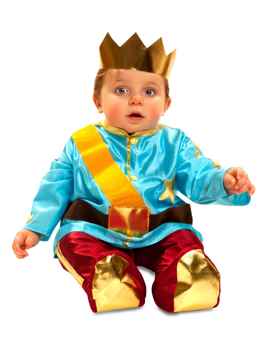 Baby Adorable Little Prince Costume