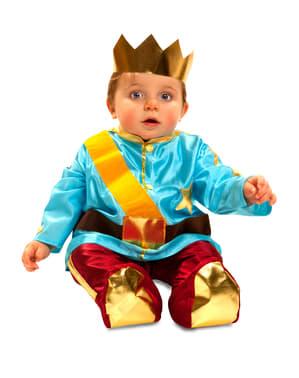 Strój uroczy książę dla niemowląt