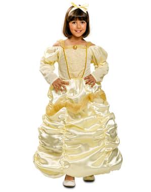 Rococo-prinsessa, tyttöjen asu