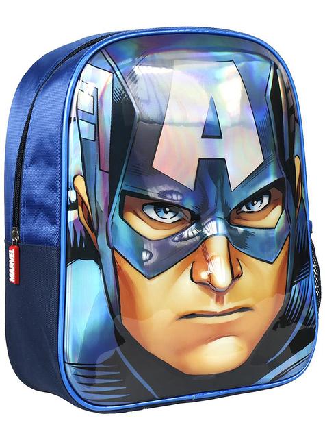 Mochila infantil Capitán América - Los Vengadores