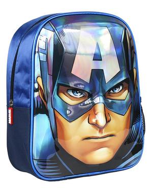 Mochila infantil Capitão América - The Avengers