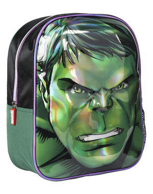 The Hulk Reppu Lapsille - The Avengers