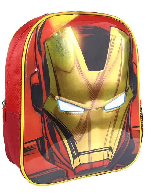 Mochila infantil Iron Man - Los Vengadores