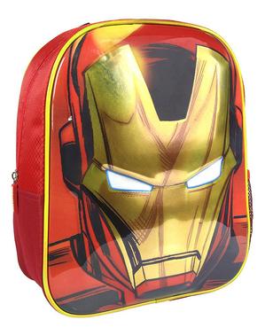 Железный Человек Рюкзак для детей - Мстители