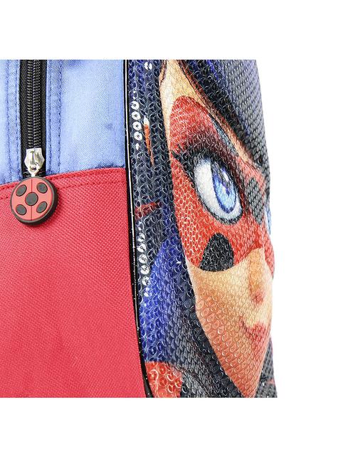 Mochila infantil Ladybug con lentejuelas