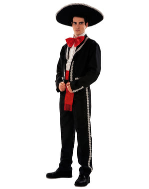 Déguisement mexicain élégant homme