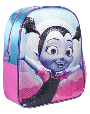 Vampirina נצנצים Backpack לילדים