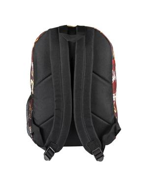Harry Potter Embossed School Backpack