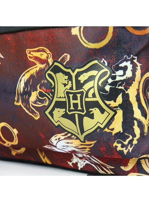 Mochila escolar Harry Potter estampada