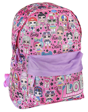 LOL Έκπληξη σχολική τσάντα