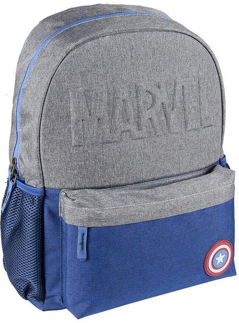 Plecak szkolny Kapitan Ameryka - Avengers