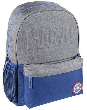Капитан Америка училище Backpack - The Avengers