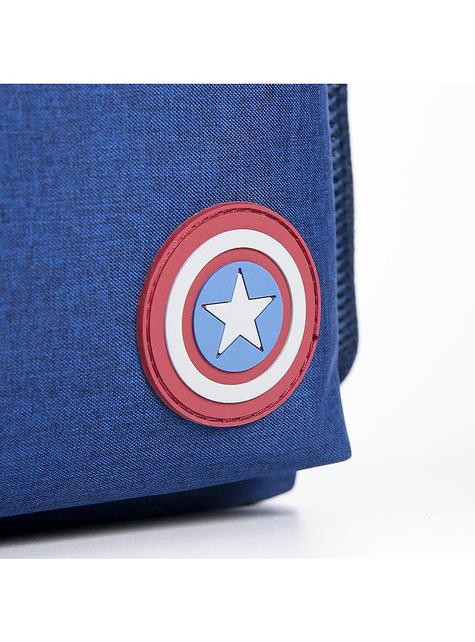 Mochila escolar Capitán América - Los Vengadores