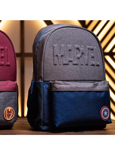 Captain America School Backpack - The Avengers