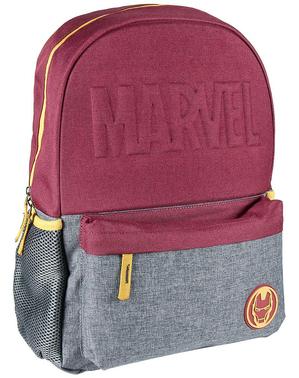Mochila escolar Iron Man - Los Vengadores