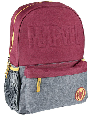 Mochila escolar Iron Man - The Avengers