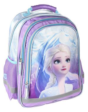 Sac à dos scolaire Elsa La reine des neiges 2 - Disney
