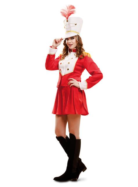 Strój wojskowa tancerka damski