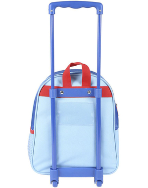 Metalický Trolley Backpack 3D Avengers