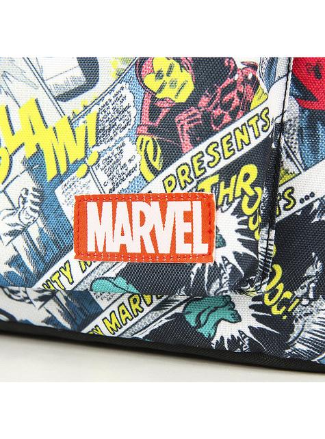 Mochila Marvel con estampado de cómic
