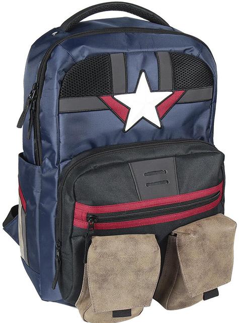 Mochila Capitán América - Los Vengadores