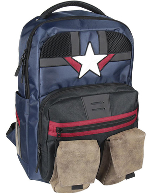 קפטן אמריקה Backpack - The Avengers