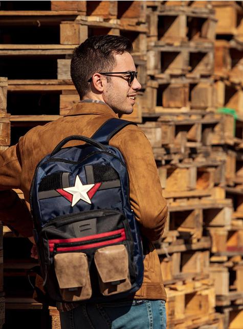 Captain America Backpack - The Avengers