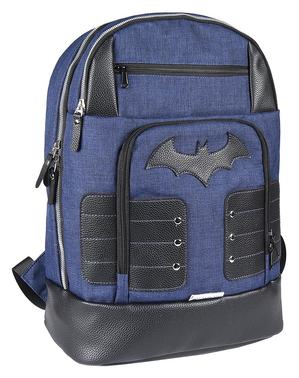 Blå Batman Ryggsekk