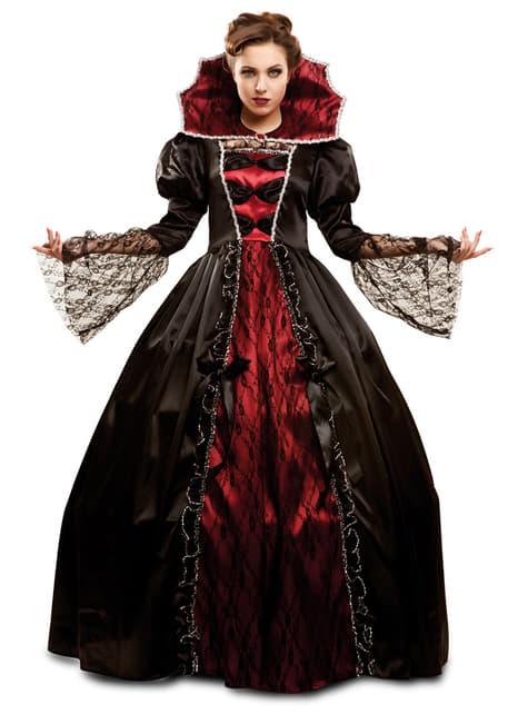 Strój władcza wampirzyca damski