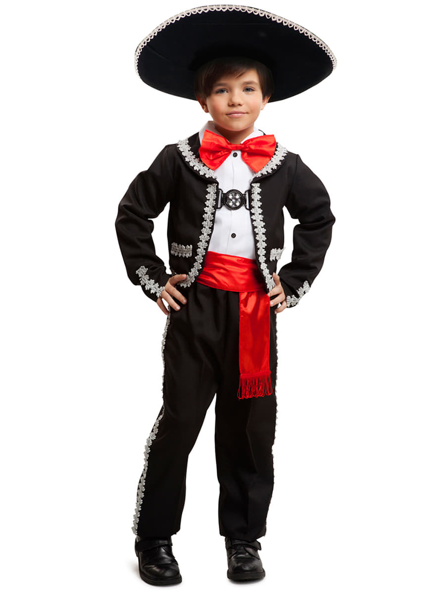Kids Gangster Costumes For Halloween
