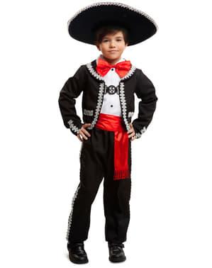 Costum de mariachi frumos pentru băiat