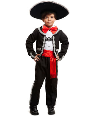 Сладък детски костюм на мариачи