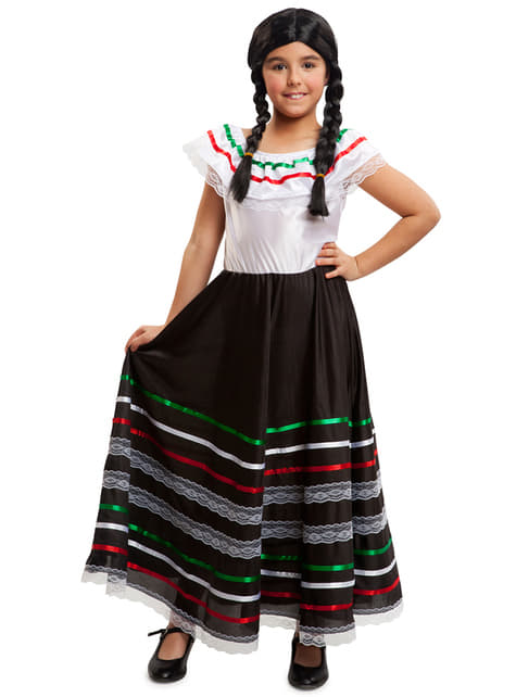 Mexican Costume for girls
