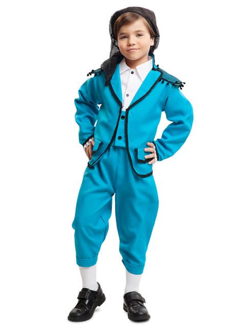 Chlapecký kostým Goyesca